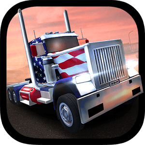 USA 3D Truck Simulator 2016 Android