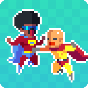 pixel-super-heroes-android