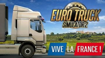 Euro Truck Simulator 2 Vive la France Crack | Oyun İndir