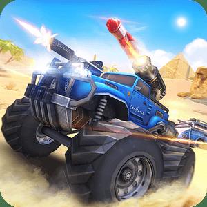 Overload: Online Car Battle APK