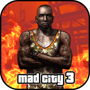 Mad City III LA Undercover APK