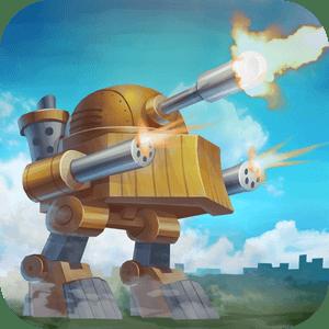 Steampunk Syndicate 2: Tower Defense Game APK