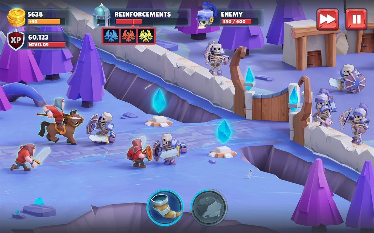 Game of Warriors Apk İndir – Para Hileli Mod 1 1 44 | Oyun