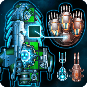 Space Arena: Build & Fight APK