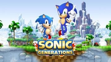 sonic generations apk