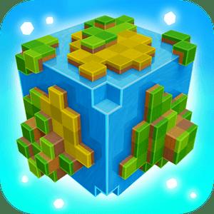 Planet of Cubes Survival Craft APK