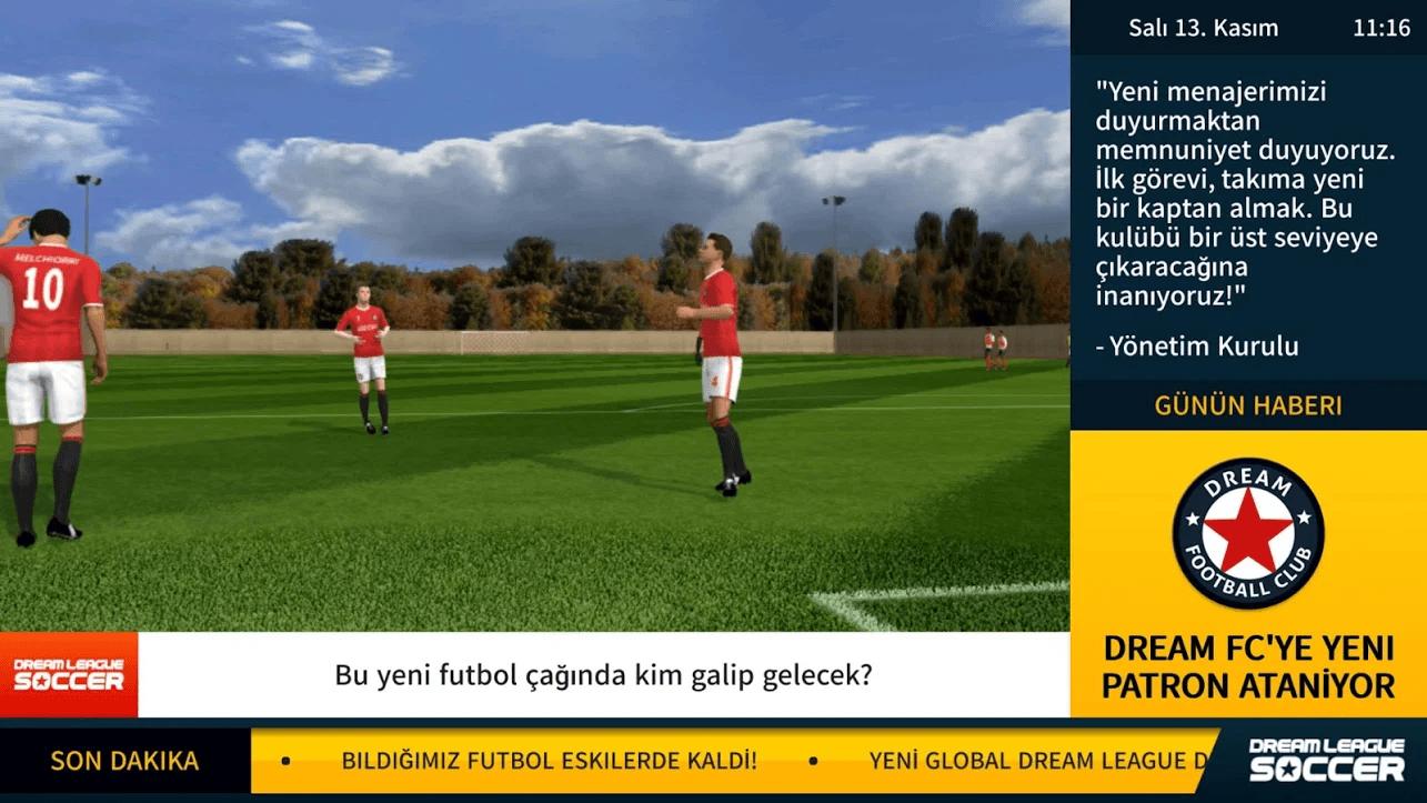 Dream League Soccer 2019 Apk İndir – Para Hileli 6 13 | Oyun İndir