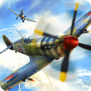 Warplanes WW2 Dogfight