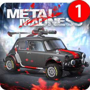 METAL MADNESS PvP: Online Shooter Arena 3D Action