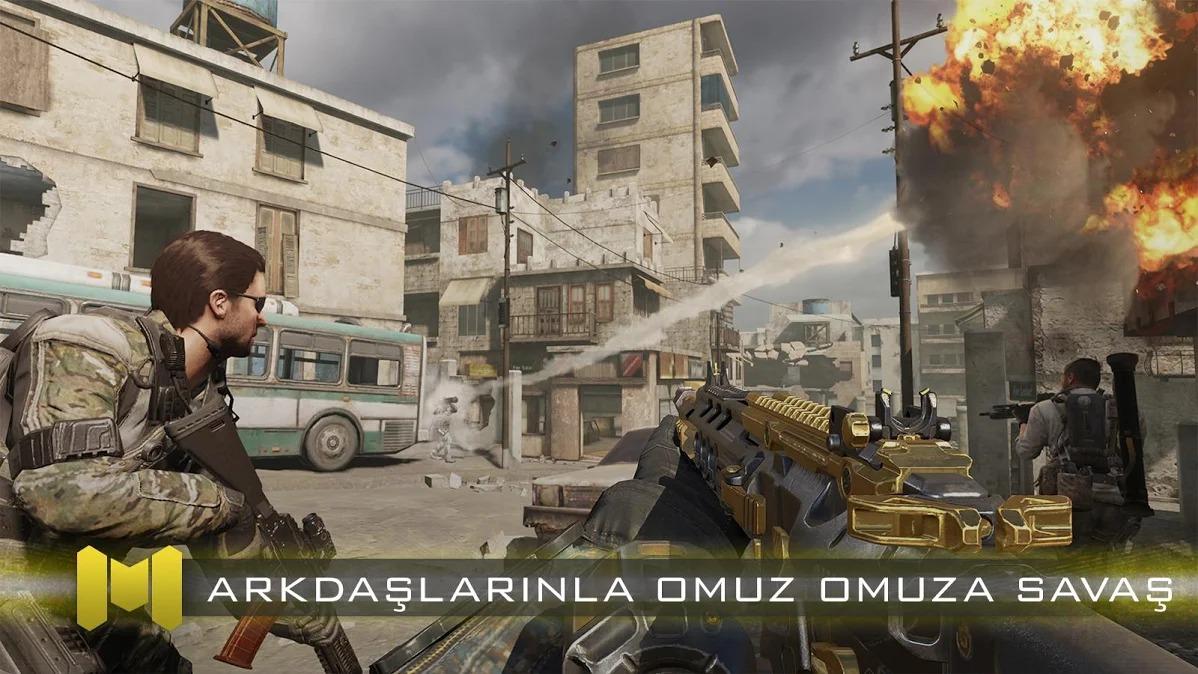Call Of Duty Mobil 1.0.1 SürümFull APK indir 2019