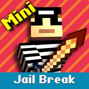 Cops N Robbers: Pixel Prison Games 1