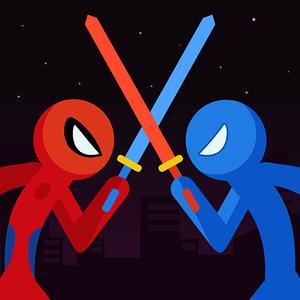 Spider Stickman Fighting - Supreme Warriors