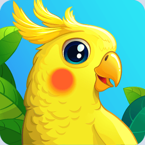 Bird Land Paradise: Pet Shop Game, Play with Bird