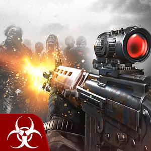 Zombie Frontier 4: FPS Sniper Survival Shooting