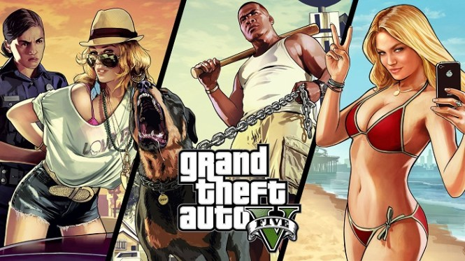 Grand Theft Auto 5 Uptade