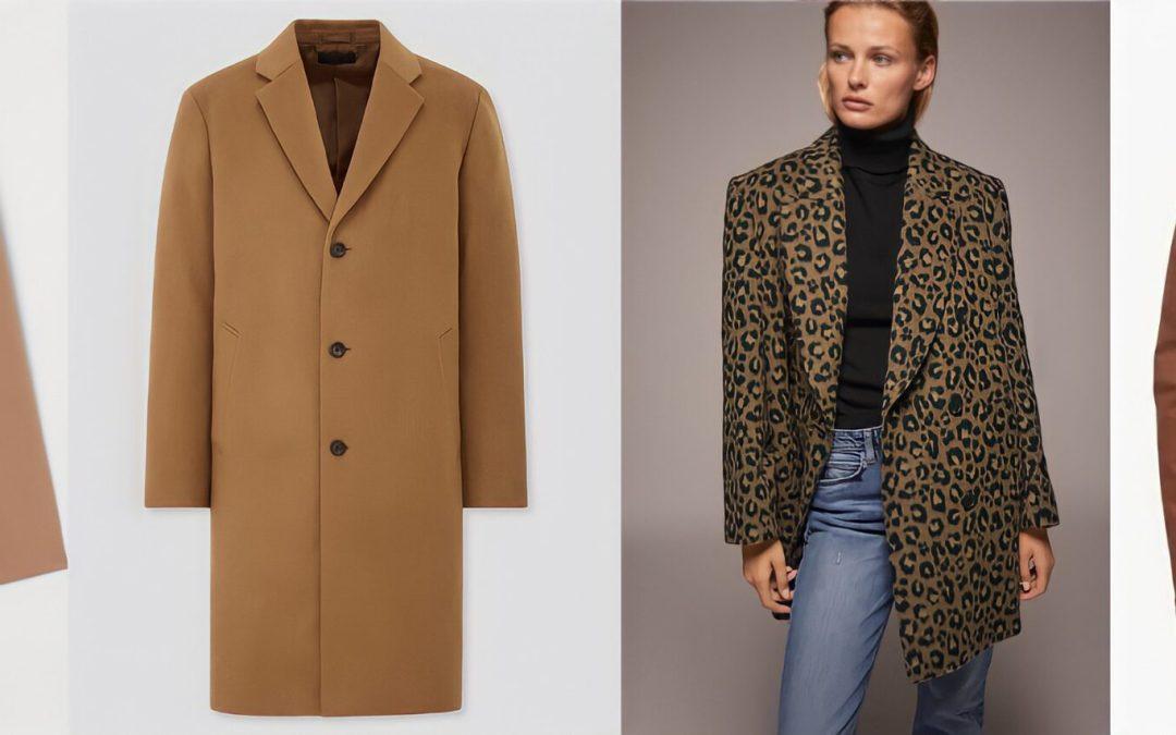 Manteau femme et homme hiver 2020