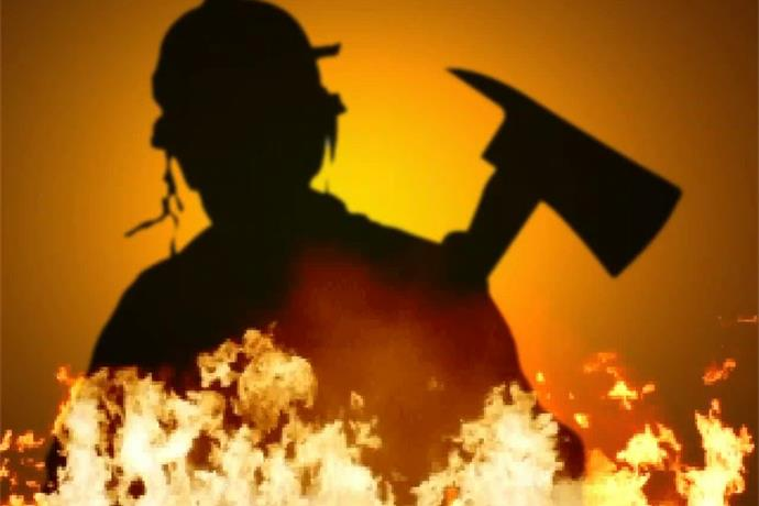 Fire Destroys House in Ash Grove Saturday_-2829263524539841546