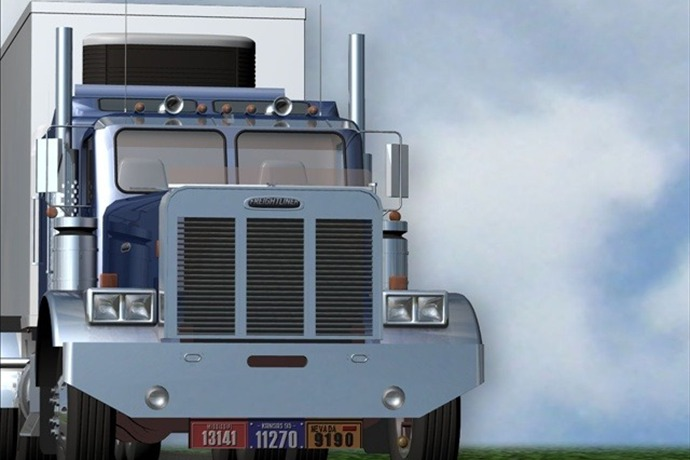 Semi-Truck (Generic)_4957046093068585670