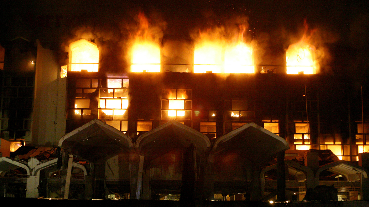 Islamabad Pakistan Marriott bombing in 2008-159532.jpg08251749