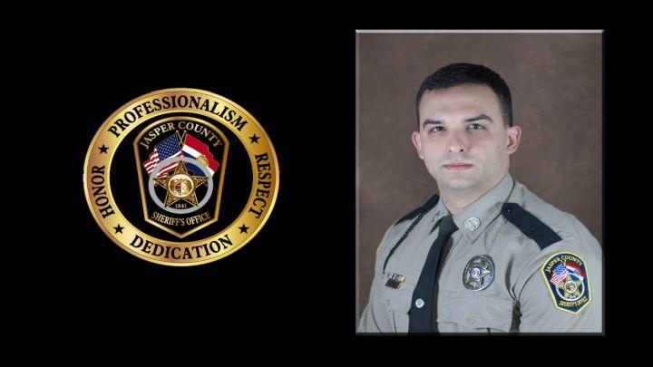Jasper County Deputy Shot at Hotel