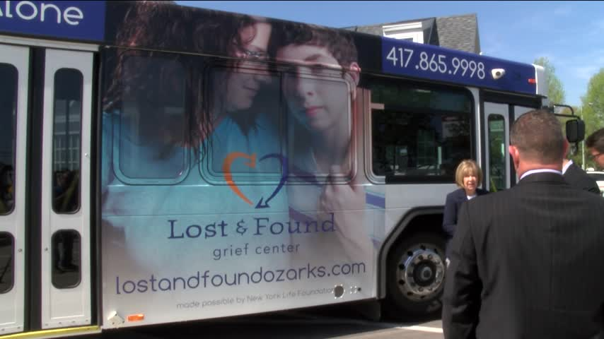 Lost and Found Grief Center Accepts Grant_16070220