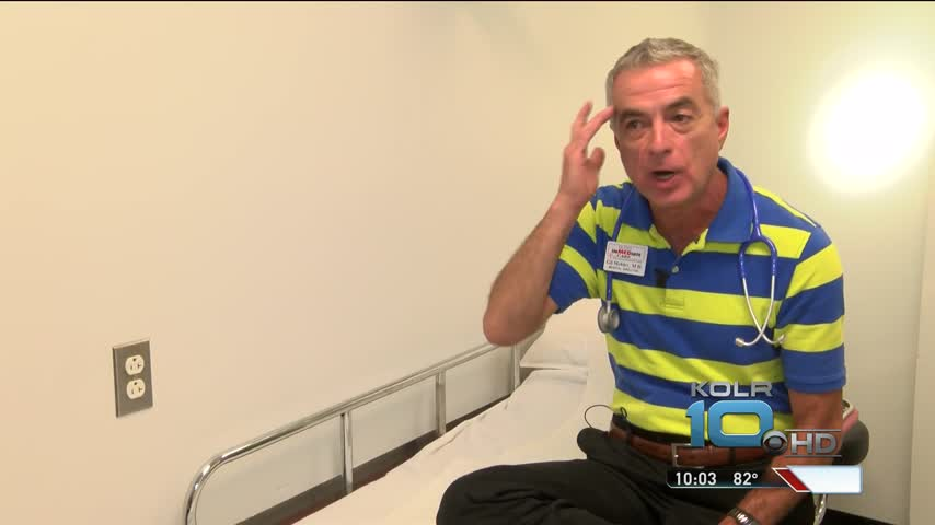 Doctor Explains How Body Under Heat Stress Shuts Down_02718755
