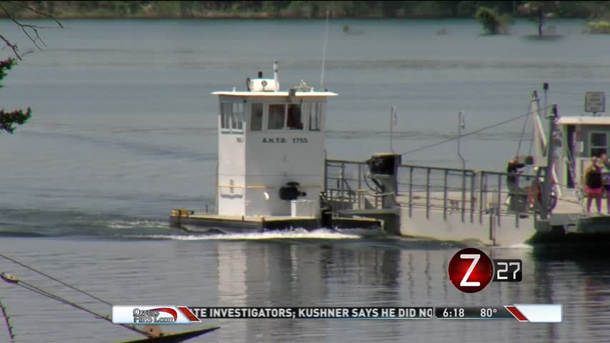 Locals React to Last Remaining Arkansas State Ferry_89437623