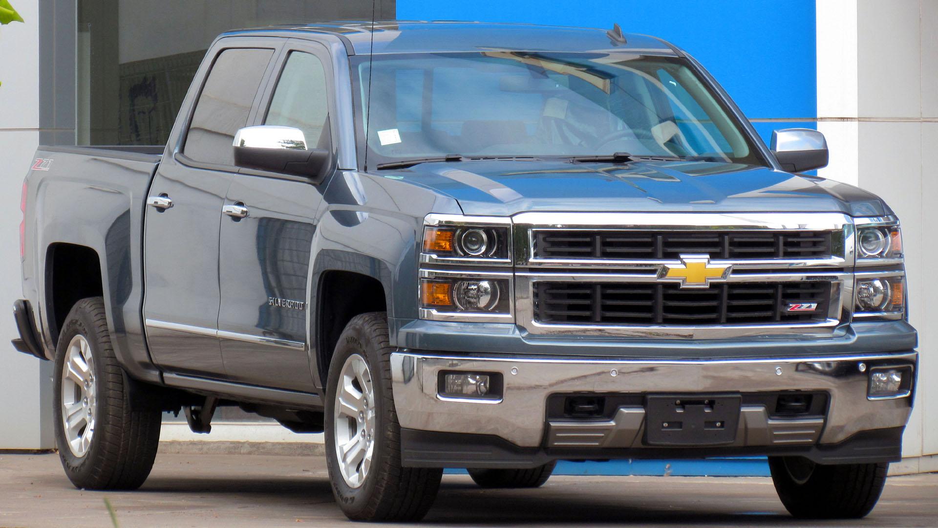 2014 Chevrolet Silverado16508325-159532