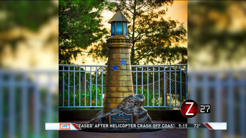 Disney Installs Statue to Honor Toddler Killed by Alligator_09489469