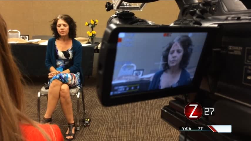 Sex Trafficking Survivor- -This will never stop-_63593103