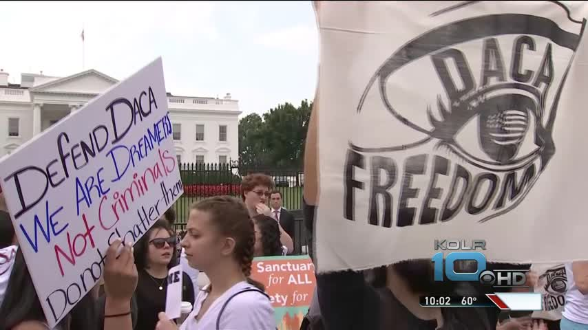 Lawmakers React To DACA Decision_36225861