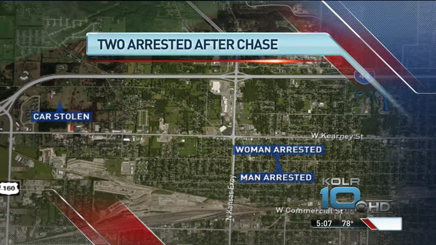 TWO ARRESTED AFTER CHASE_71803518