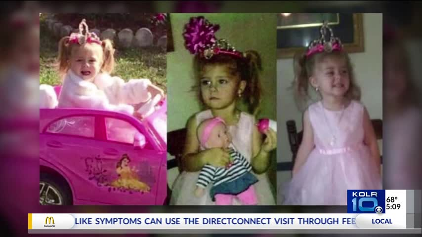 Man Charged in North Carolina Girl-s Death Makes Court Appea_11704809