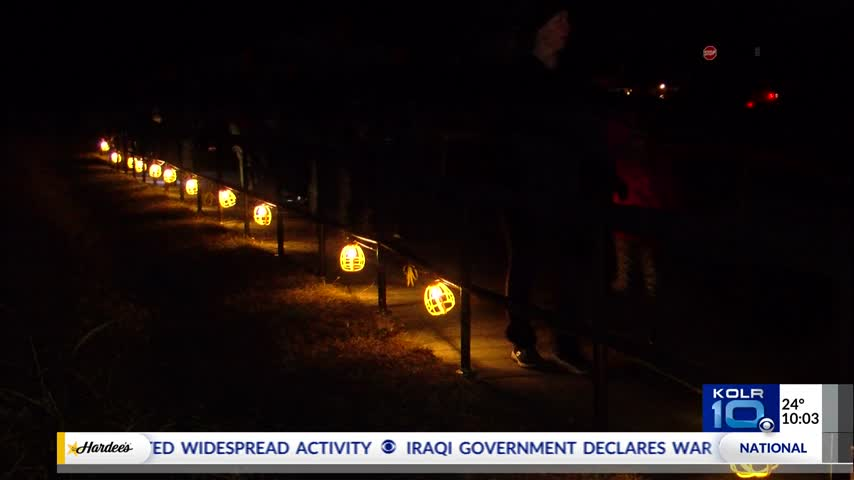 Over 100 Volunteers Bring Illumination Ceremony to Life_87575665
