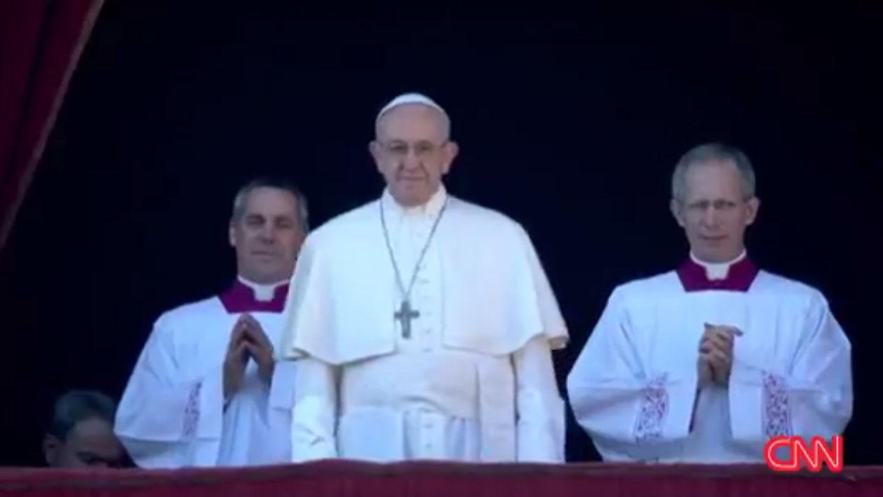Pope Francis calls for peace in world, CNN video_1514240930790.jpg-159532.jpg93911230