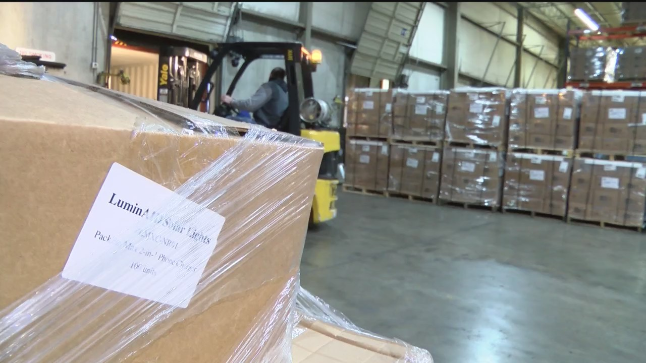 Convoy of Hope Sending Relief to Help With Winter Weather