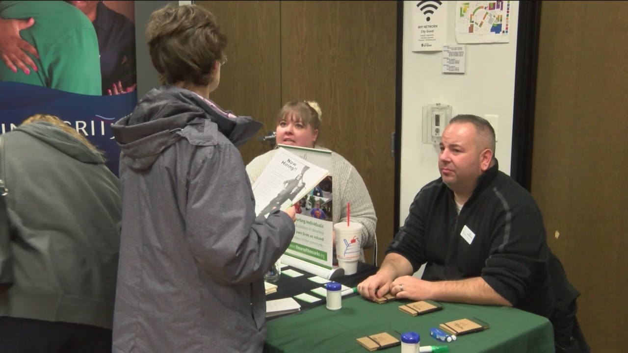 Missouri Job Center First Hiring Event of New Year