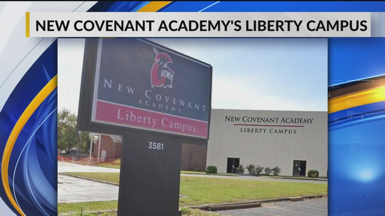 New Covenant Academy Open to Students
