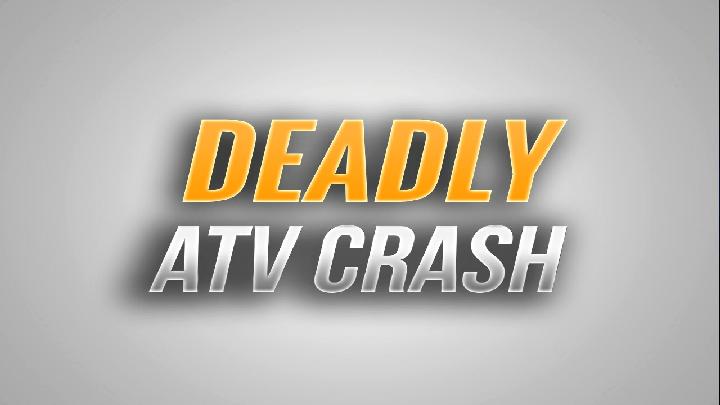 ATV Crash Grpahic