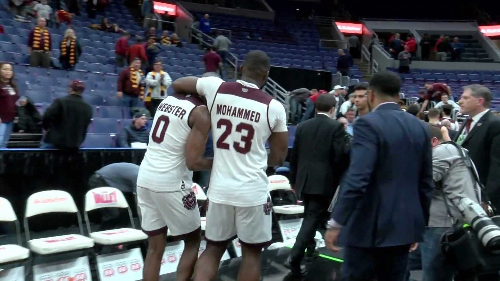 Bears lose at Arch Madness