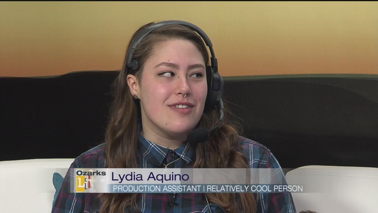 Meet Lydia! - 3/13/19