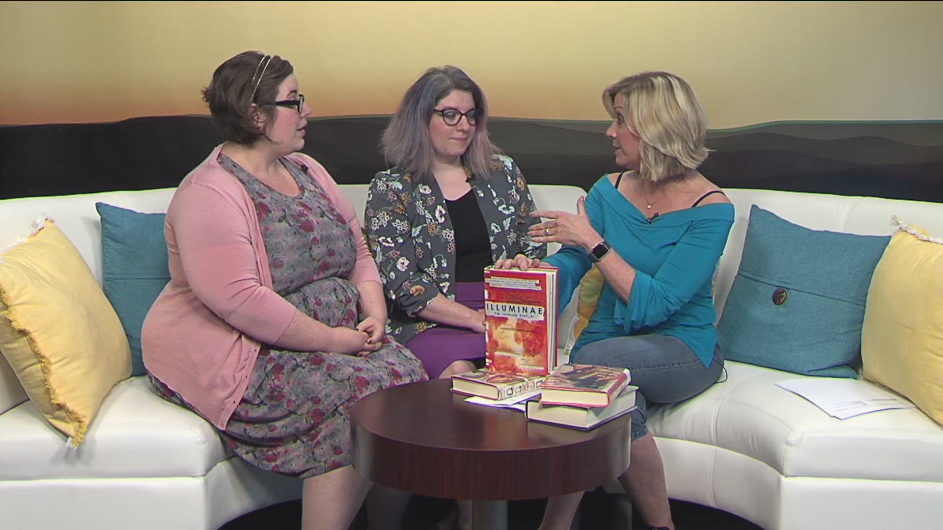 Joy's Book Club - 4/17/19