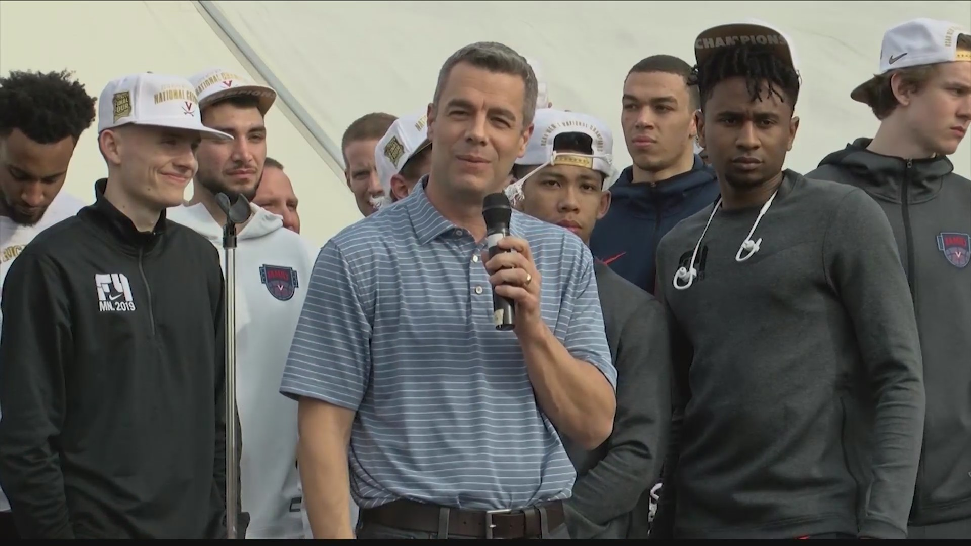 UVA Head Coach Tony Bennett reflects on championship game