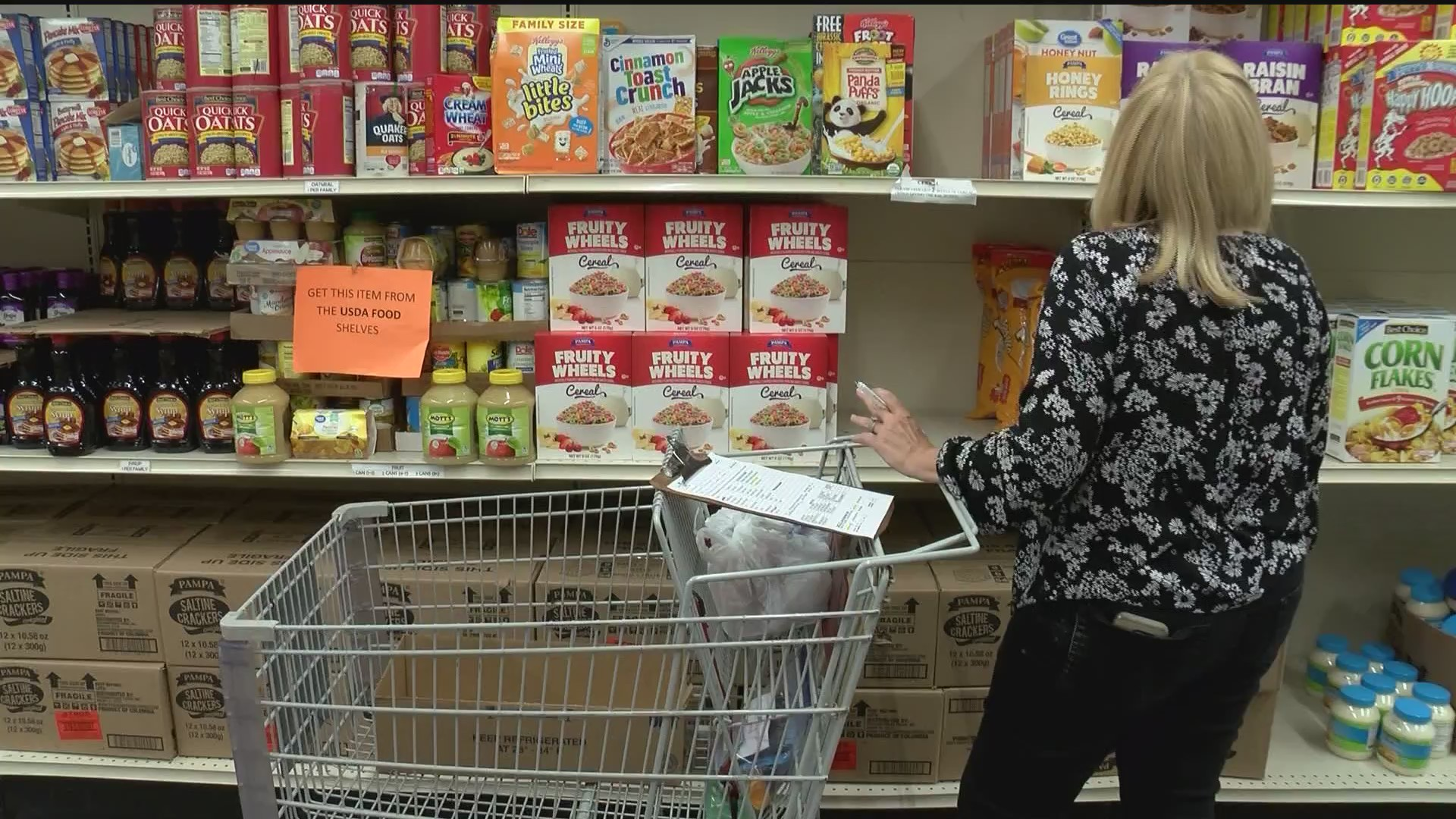 Children of low-income families will soon have healthy food options over the summer