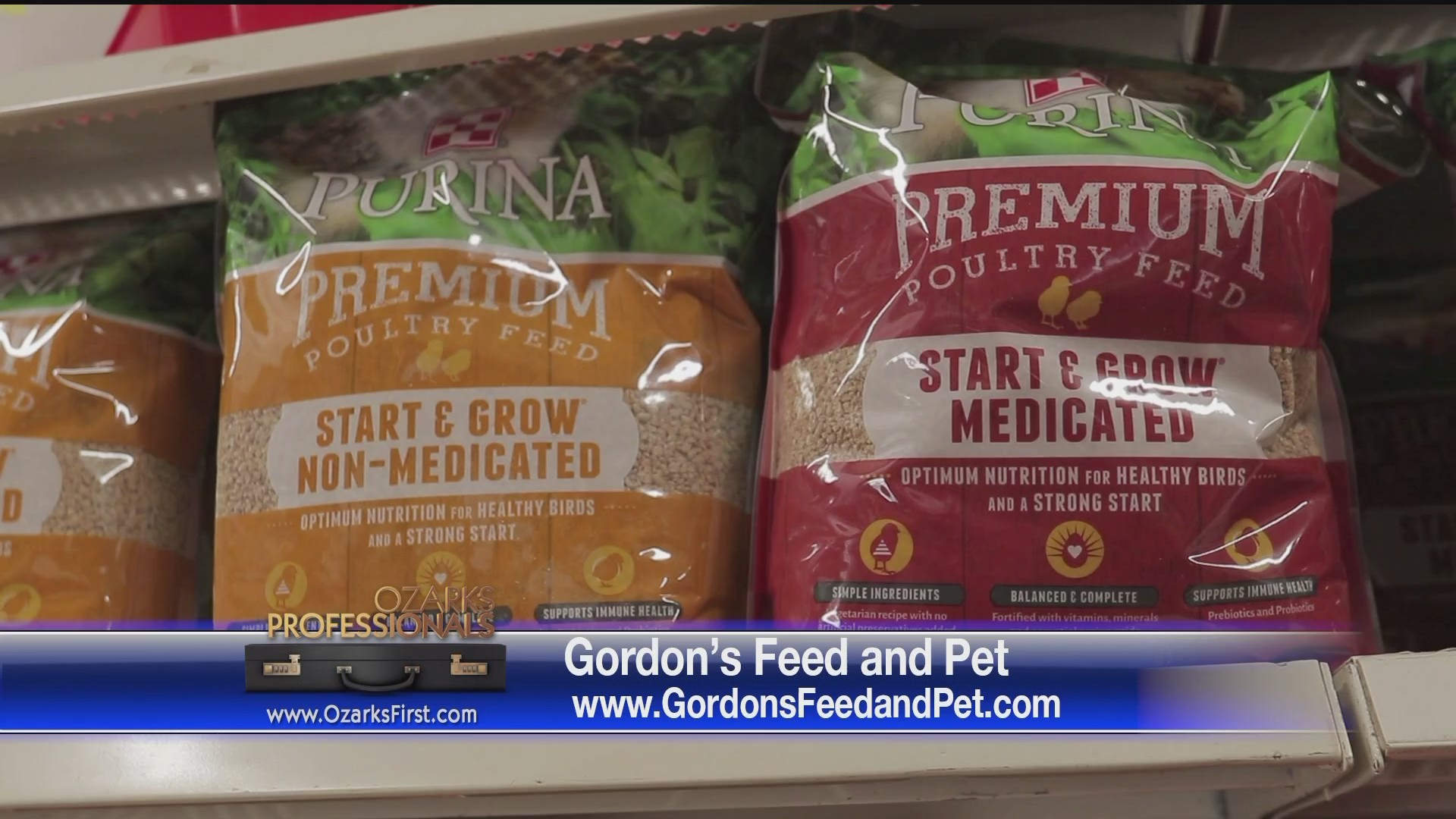 Gordon's Feed and Pet - 5/15/19