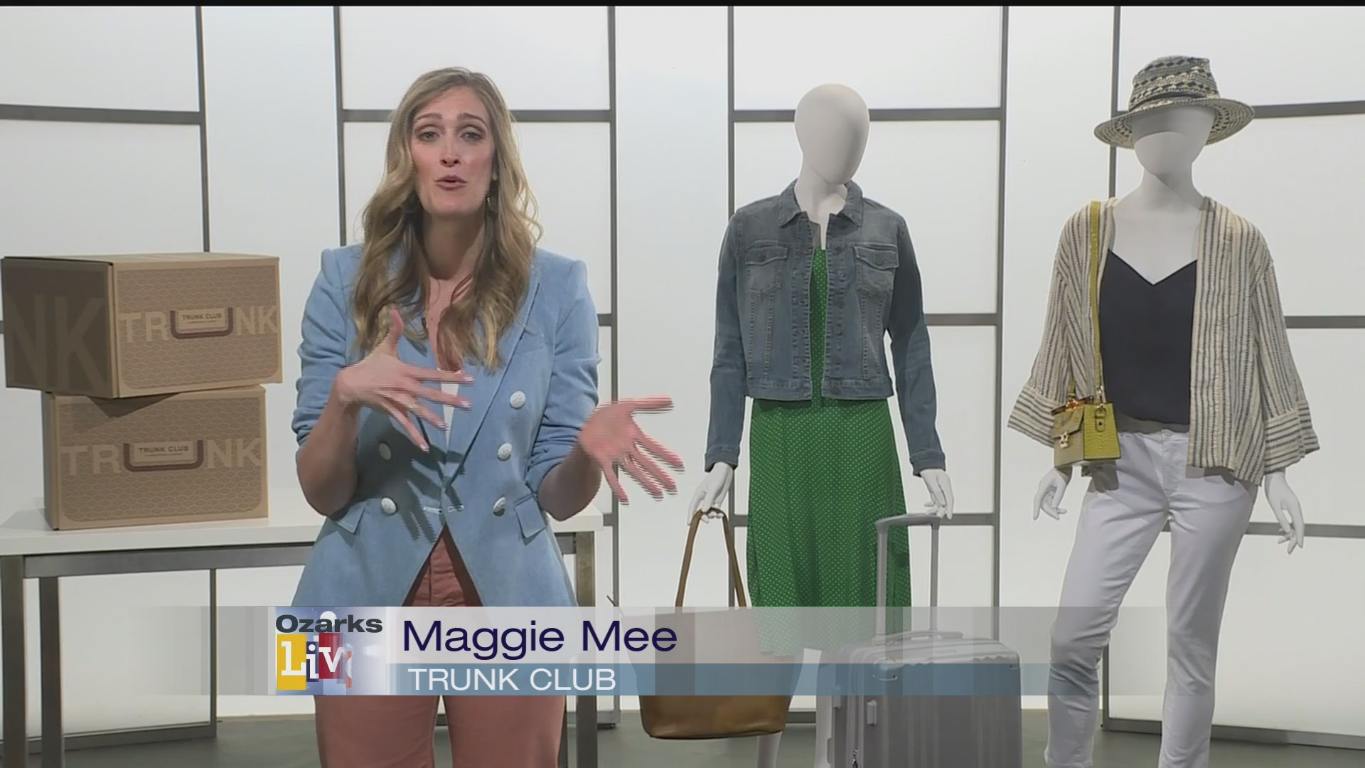 Travel Tips with Maggie Mee - 5/10/19