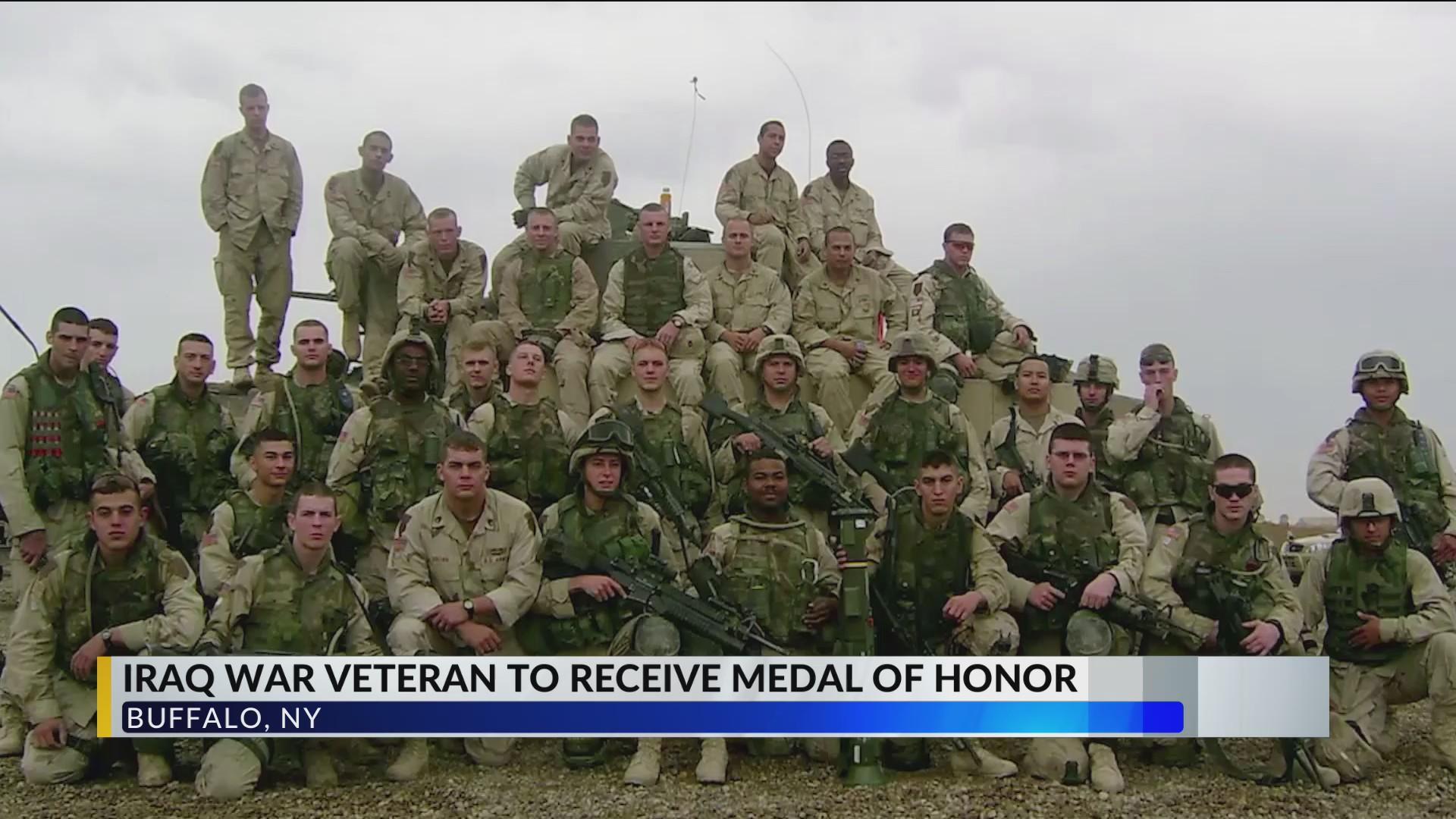 Iraq war veteran will receive Medal of Honor | KOLR