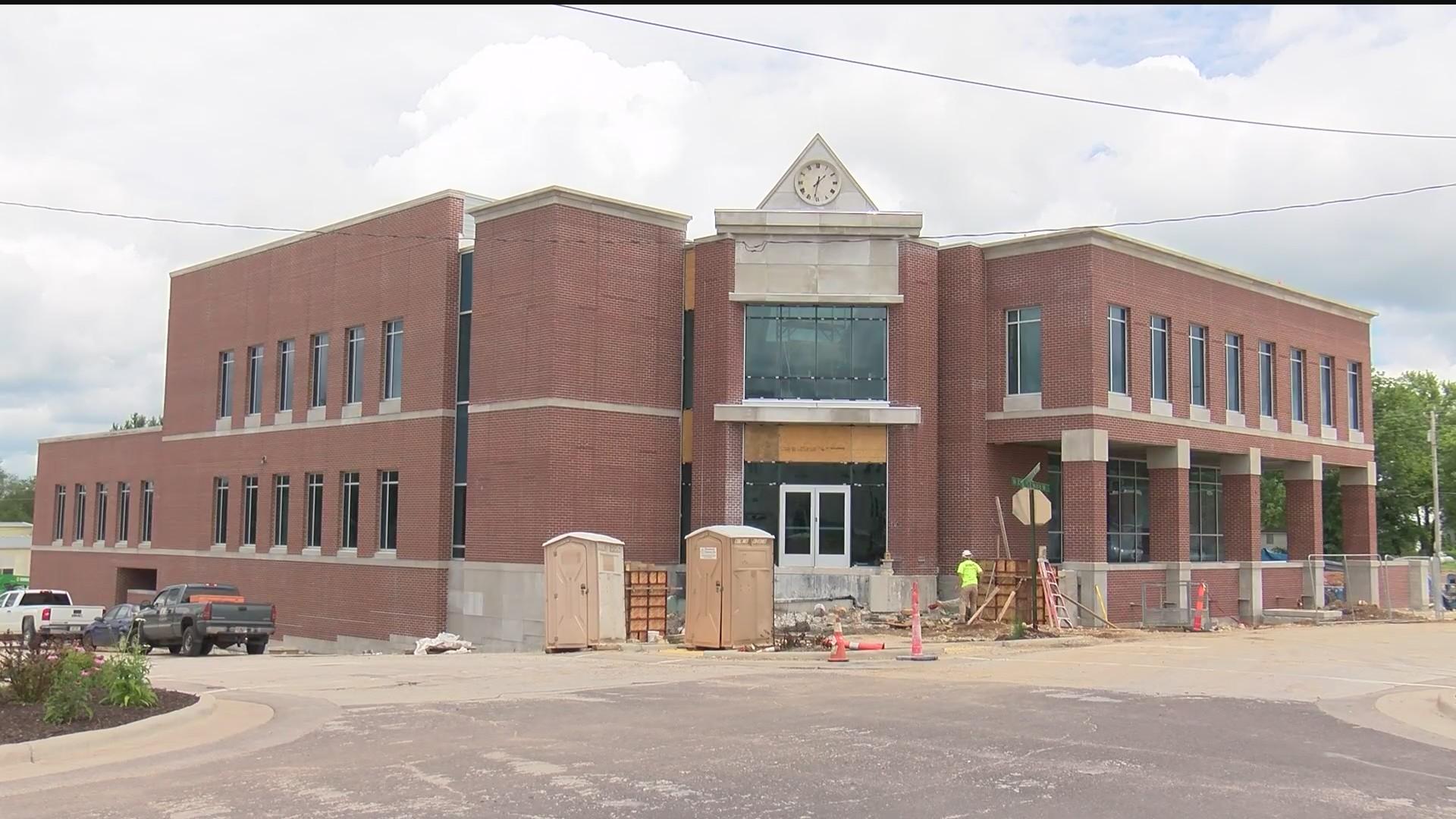 Webster County Jail