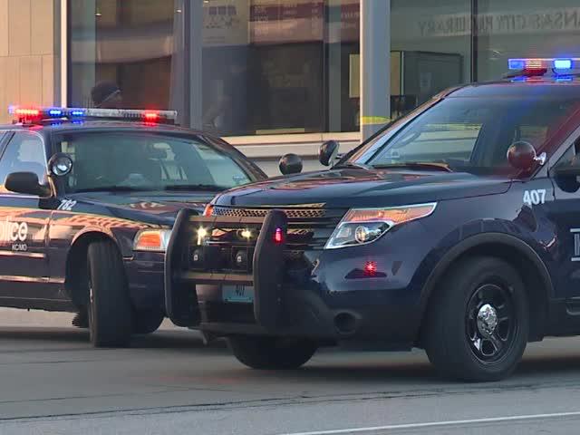 Man Killed in Parking Garage in Kansas City_39537081