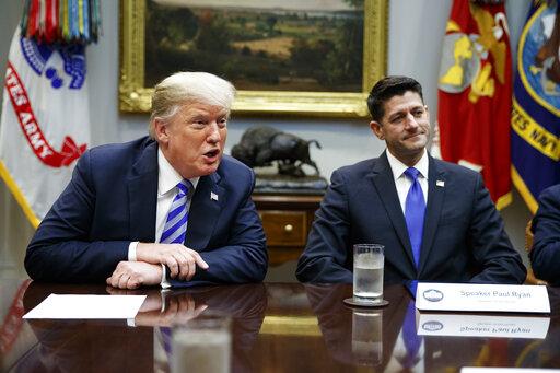 Donald Trump, Paul Ryan